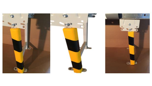 Conveyor Leg GUard
