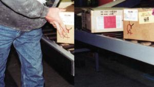 Rectangle Conveyor Guard